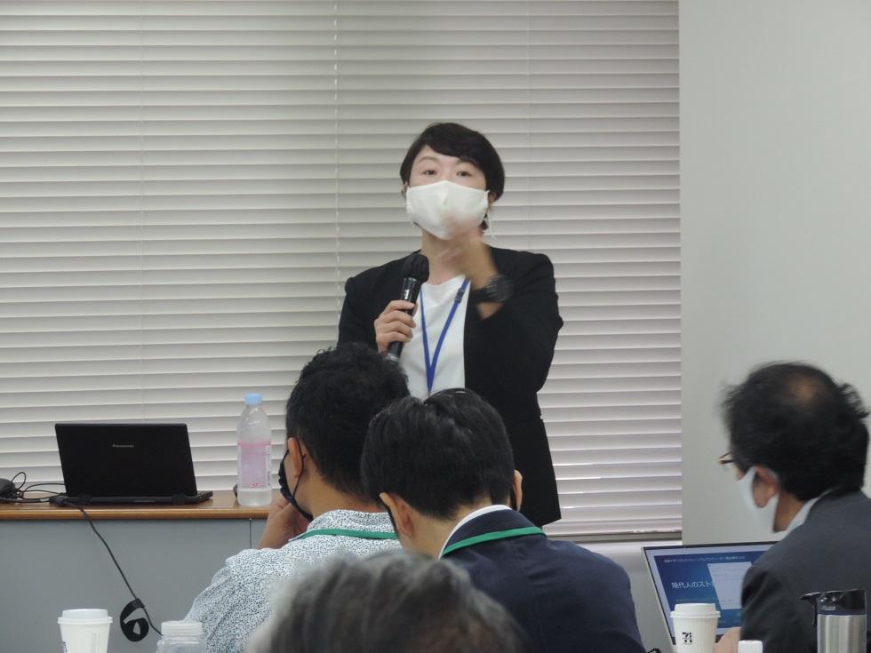 株式会社EAPシステムズ 春日未歩子氏