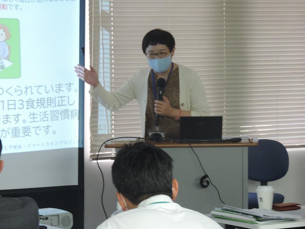 龍谷大学教授 中村富予先生